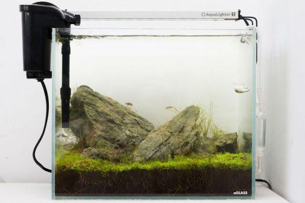фильтр для аквариума навесной
