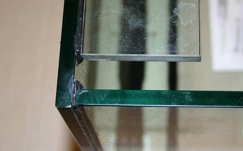 герметик для аквариумов
