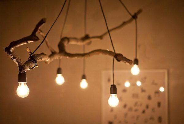 Homemade-wooden-lamp