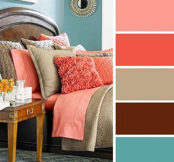 Выбираем правильное сочетание цветов для интерьера