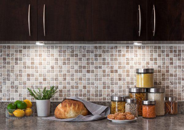 Грамотный выбор плитки для кухонного фартука