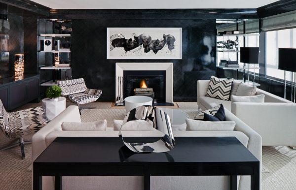 Black-And-White-Living-Room-Wall-Art-Decorating-Ideas-within-Elegant-Cool-Living-Room-Art