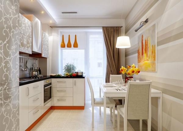 Поэтапное планирование кухонного ремонта