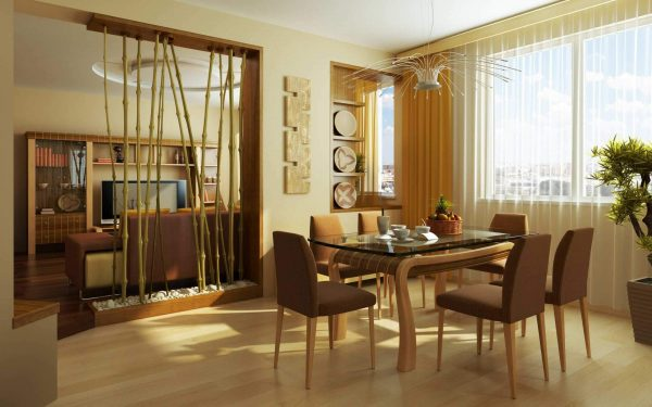 www.GetBg_.net__Bamboo_partition_in_the_dining_room_091656_