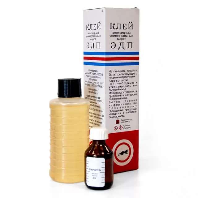 Эпоксидный клей: правильное применение клея, его особенности и свойства