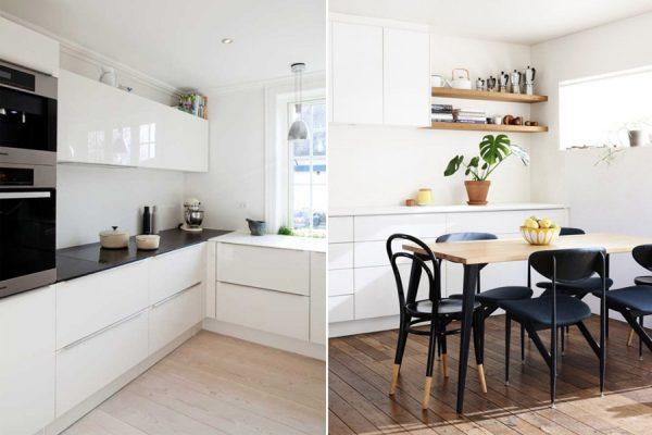 Стиль хай-тек при оформлении кухни