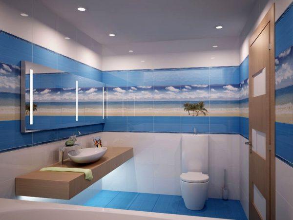 7 способов сэкономить на плитке в ванной комнате