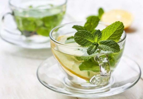 Польза мятного чая для детей, женщин и мужчин.