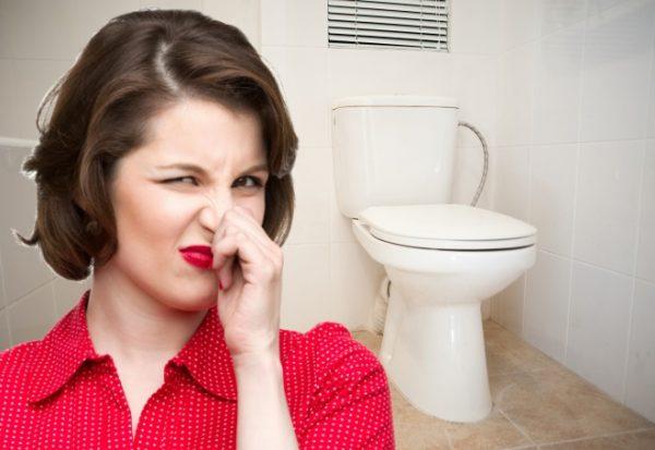 Неприятный запах в туалете? Мы знаем что нужно сделать!