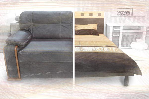 Что лучше выбрать для маленькой спальни: раскладной диван или кровать?