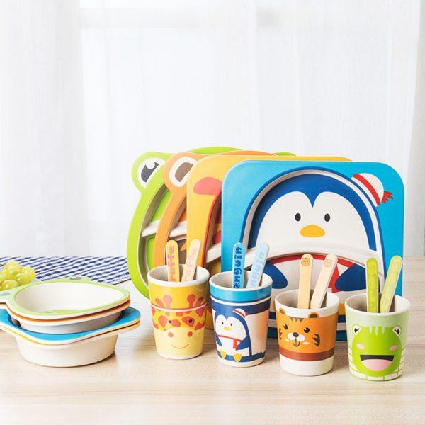 Безопасная детская посуда: как правильно выбрать?