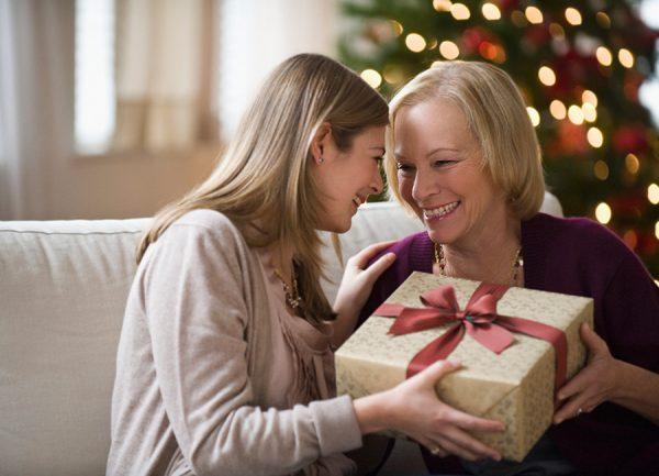 Что лучше всего подарить маме на Новый Год
