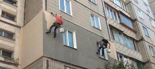 Особенности профессионального утепления фасада квартиры